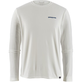 Patagonia Cap Cool Daily Graphic - T-shirt manches longues Homme - blanc